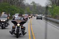 VII Anniversary Motorcycle Ride In Remembrance of Pope John Paul II